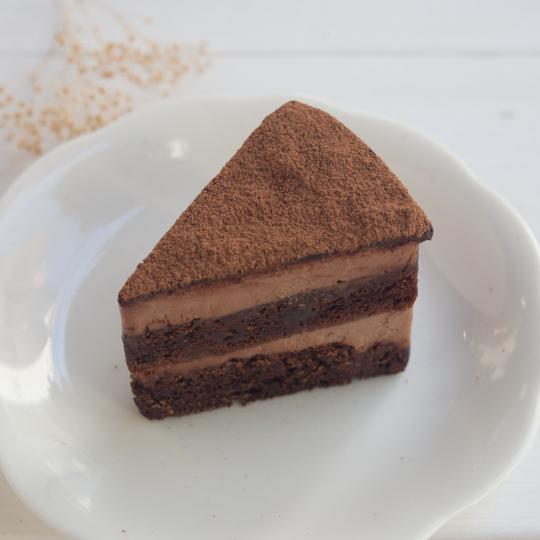 ナナハコチョコレートケーキ